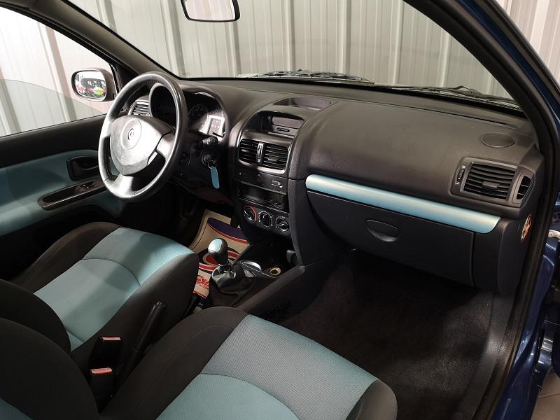 Photo 8 de l'offre de RENAULT CLIO II 1.2 16V 75CH AUTHENTIQUE 3P à 3490€ chez Auto VEC