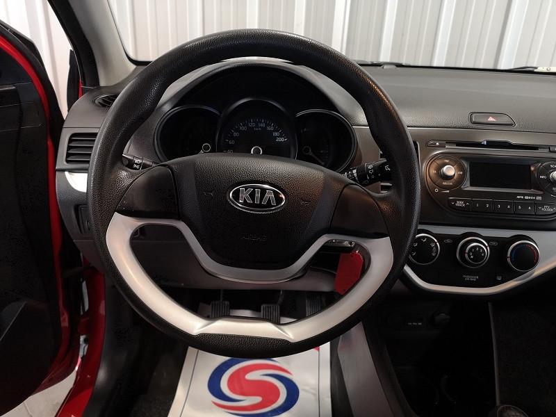 Photo 9 de l'offre de KIA PICANTO 1.0 STYLE 3P à 5490€ chez Auto VEC