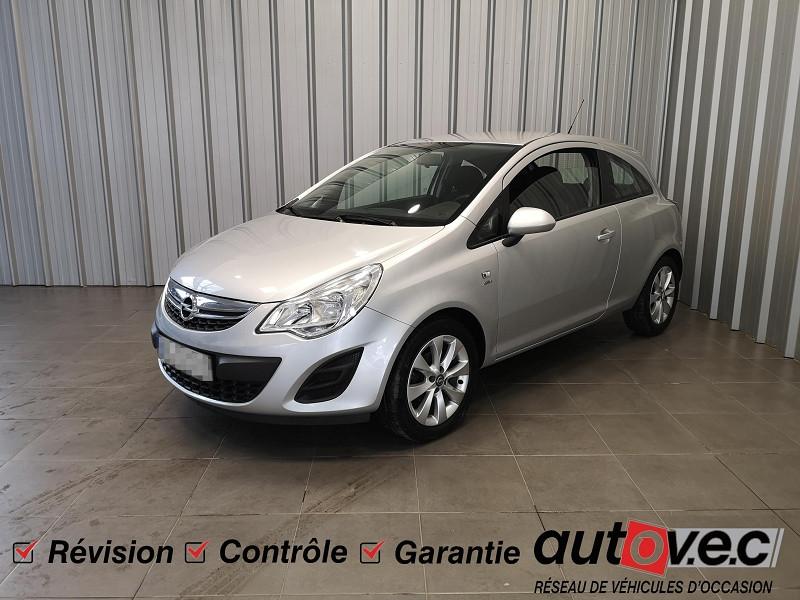 Opel CORSA 1.4 ACTIVE 3P Essence GRIS Occasion à vendre