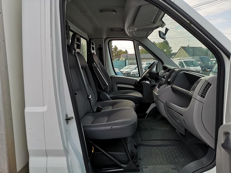 Photo 10 de l'offre de CITROEN JUMPER CCB 35 L3 HDI120 à 12490€ chez Auto VEC
