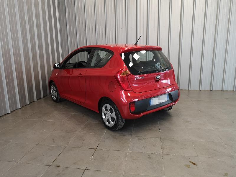 Photo 6 de l'offre de KIA PICANTO 1.0 STYLE 3P à 5490€ chez Auto VEC