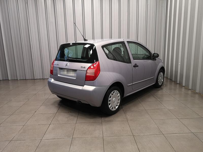 Photo 5 de l'offre de CITROEN C2 1.1 PACK 3P à 4490€ chez Auto VEC
