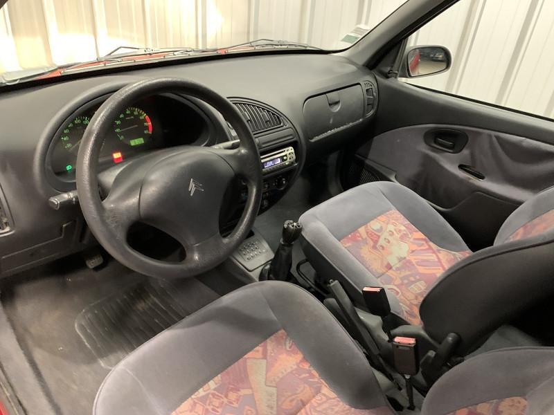 Photo 7 de l'offre de CITROEN SAXO 1.1 AUDACE 5P à 2990€ chez Auto VEC