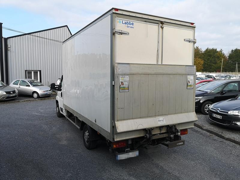 Photo 6 de l'offre de CITROEN JUMPER CCB 35 L3 HDI120 à 12490€ chez Auto VEC