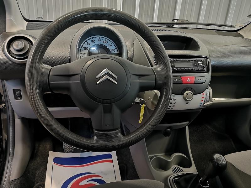 Photo 9 de l'offre de CITROEN C1 1.0I ATTRACTION 5P à 4490€ chez Auto VEC