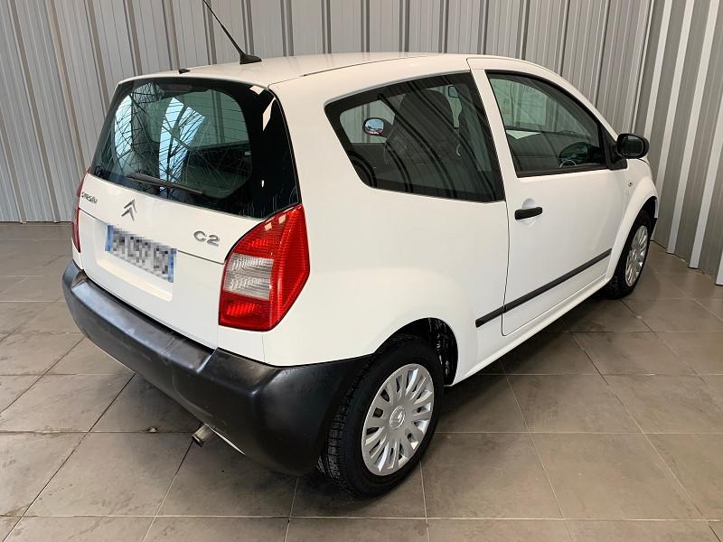 Photo 5 de l'offre de CITROEN C2 STE 1.4HDI CLUB ENTREPRISE à 3490€ chez Auto VEC