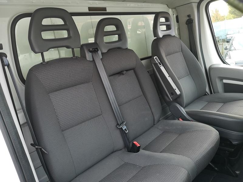 Photo 9 de l'offre de CITROEN JUMPER CCB 35 L3 HDI120 à 12490€ chez Auto VEC