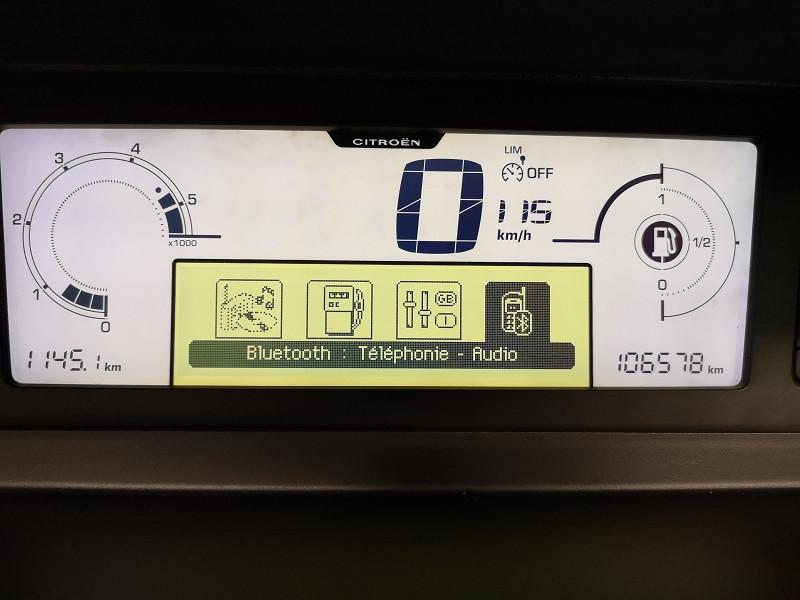 Photo 11 de l'offre de CITROEN C4 PICASSO 1.6 HDI110 FAP CONFORT à 8490€ chez Auto VEC