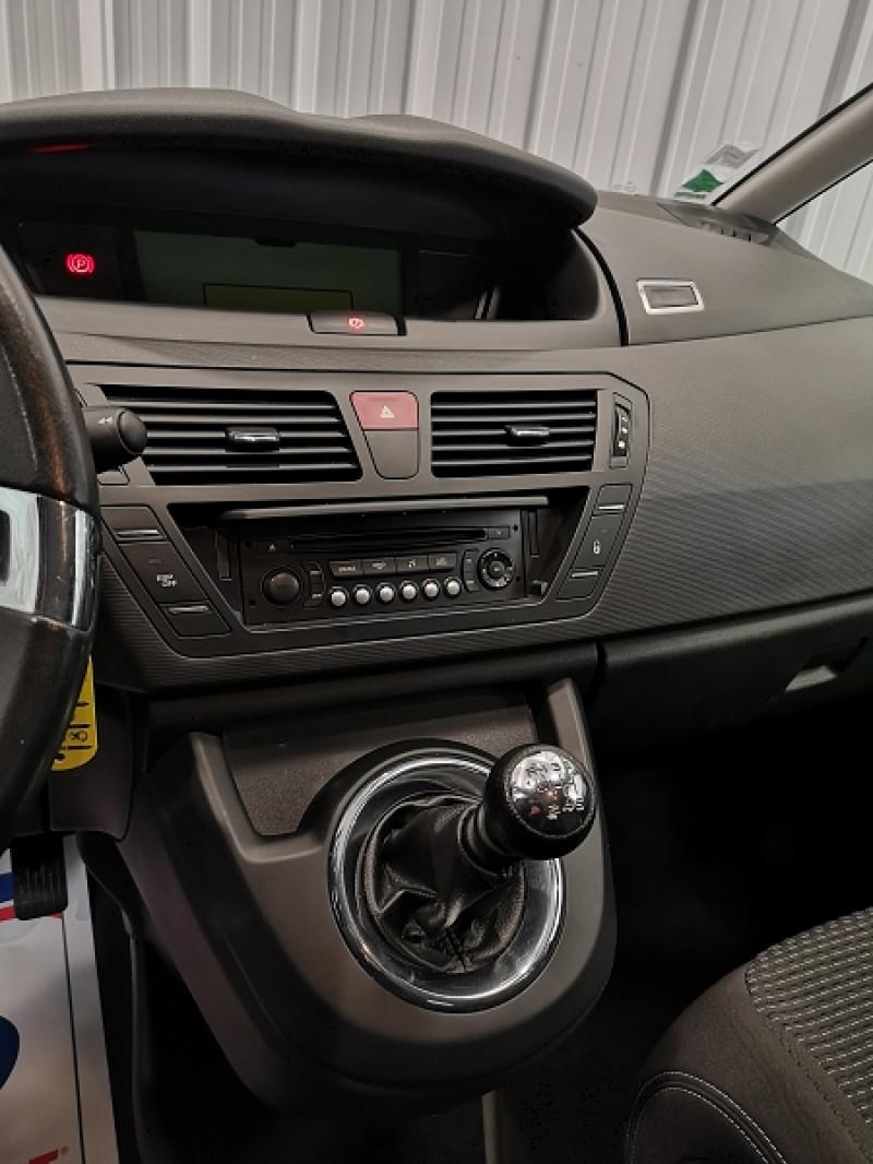Photo 10 de l'offre de CITROEN C4 PICASSO 1.6 HDI110 FAP CONFORT à 8490€ chez Auto VEC