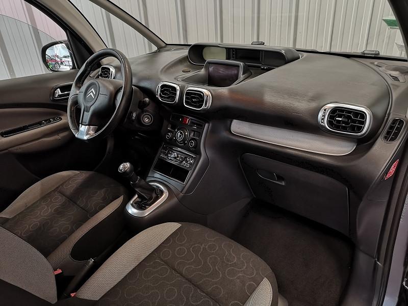 Photo 8 de l'offre de CITROEN C3 PICASSO 1.6 HDI90 MILLENIUM à 5990€ chez Auto VEC