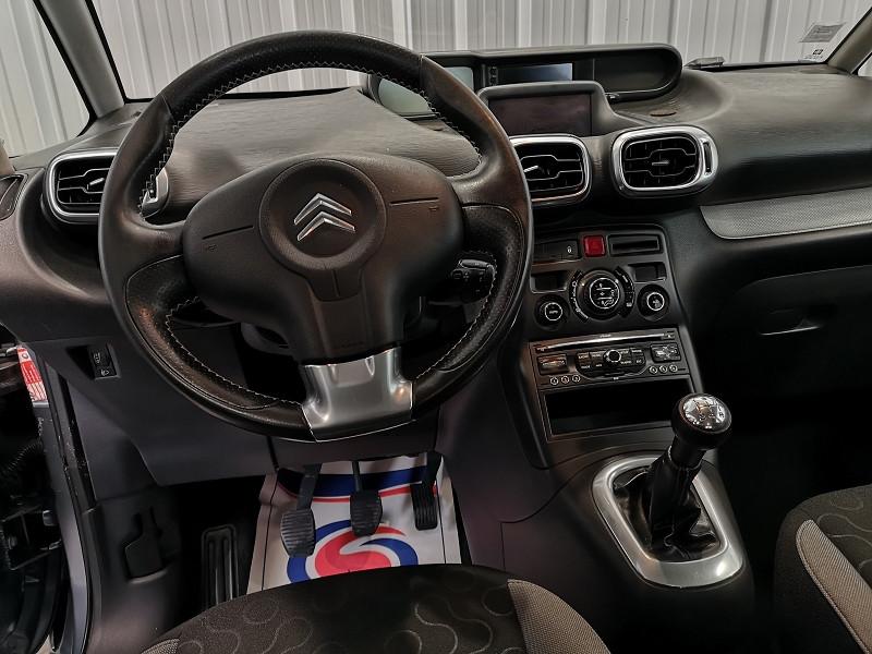 Photo 9 de l'offre de CITROEN C3 PICASSO 1.6 HDI90 MILLENIUM à 5990€ chez Auto VEC
