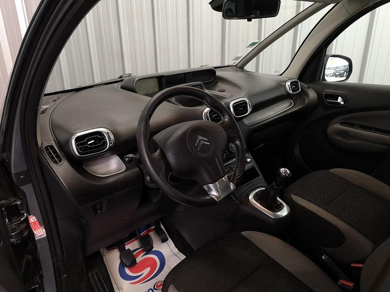 Photo 7 de l'offre de CITROEN C3 PICASSO 1.6 HDI90 MILLENIUM à 5990€ chez Auto VEC