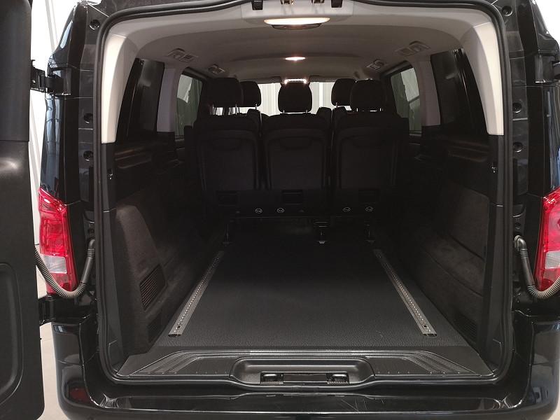 Photo 16 de l'offre de MERCEDES-BENZ VITO FG 119 CDI MIXTO LONG SELECT E6 à 40990€ chez Auto VEC