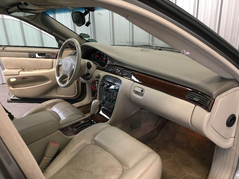 Photo 7 de l'offre de CADILLAC SEVILLE 4.6 279CH SLS BA à 4990€ chez Auto VEC