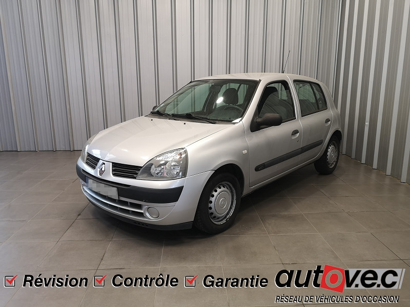 Renault CLIO II 1.5 DCI 65CH CAMPUS 5P Diesel GRIS C Occasion à vendre