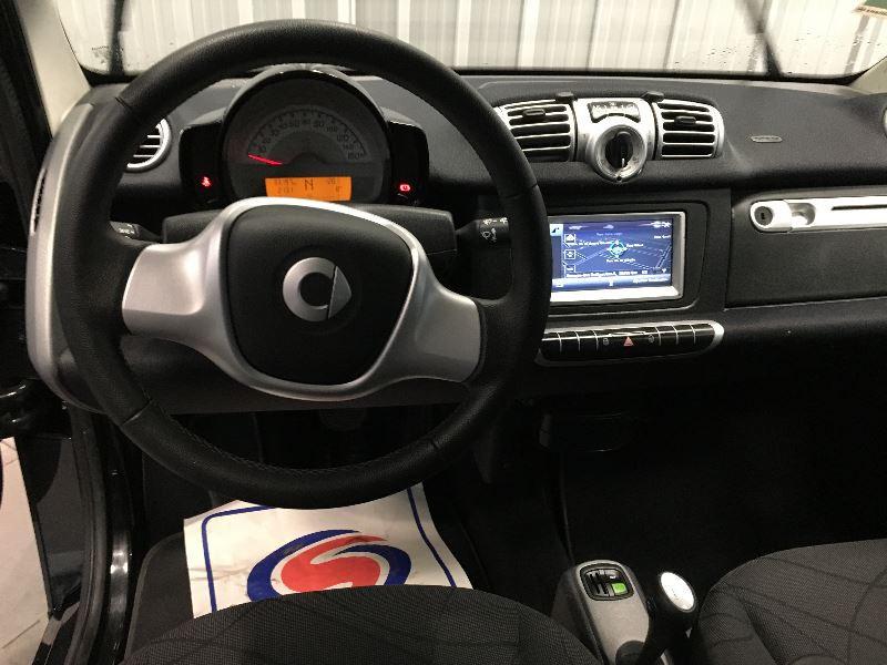 Photo 9 de l'offre de SMART FORTWO COUPE 71CH MHD PASSION SOFTOUCH à 6990€ chez Auto VEC