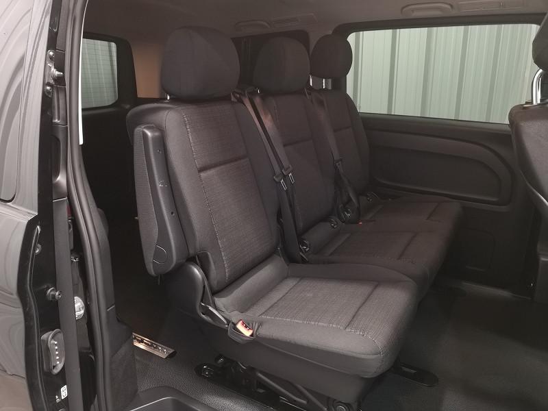 Photo 15 de l'offre de MERCEDES-BENZ VITO FG 119 CDI MIXTO LONG SELECT E6 à 40990€ chez Auto VEC