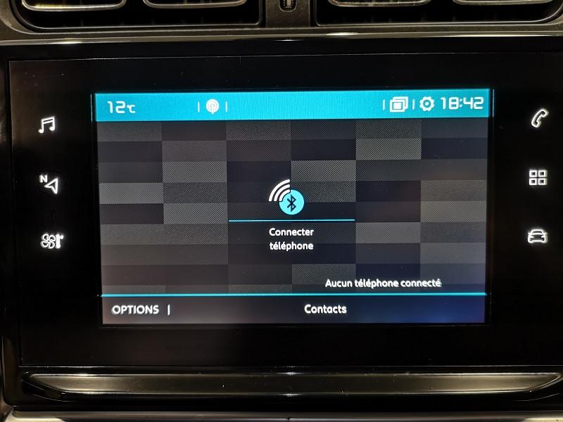 Photo 11 de l'offre de CITROEN C3 STE 1.6 BLUEHDI 75CH S&S FEEL NAV à 8490€ chez Auto VEC