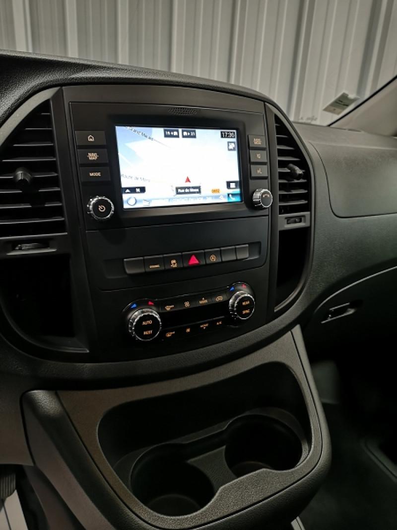Photo 10 de l'offre de MERCEDES-BENZ VITO FG 119 CDI MIXTO LONG SELECT E6 à 40990€ chez Auto VEC
