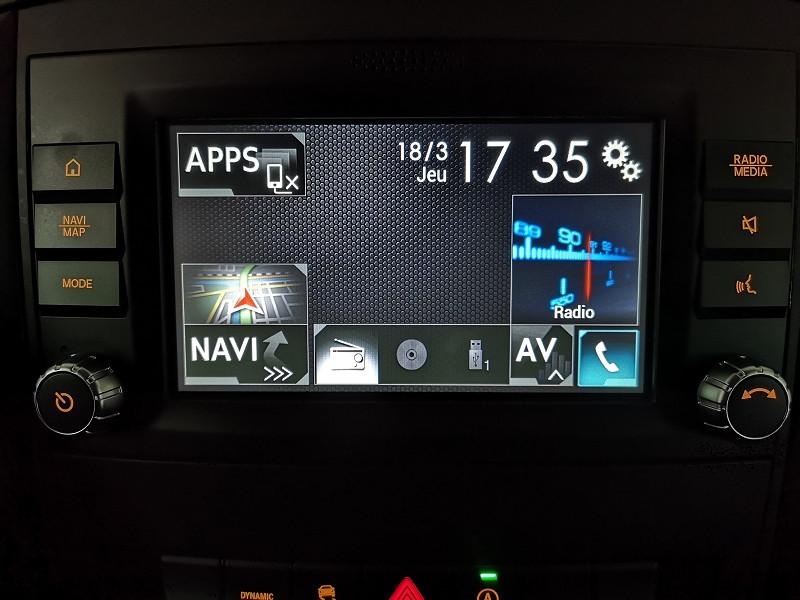 Photo 11 de l'offre de MERCEDES-BENZ VITO FG 119 CDI MIXTO LONG SELECT E6 à 40990€ chez Auto VEC