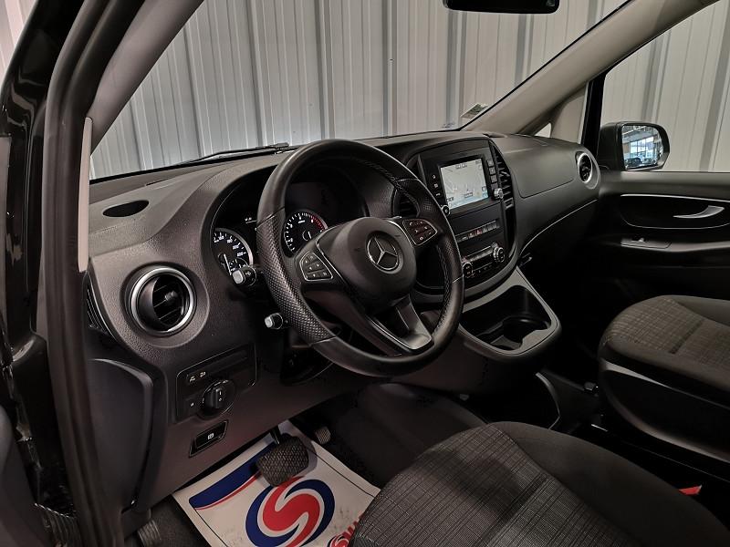 Photo 7 de l'offre de MERCEDES-BENZ VITO FG 119 CDI MIXTO LONG SELECT E6 à 40990€ chez Auto VEC