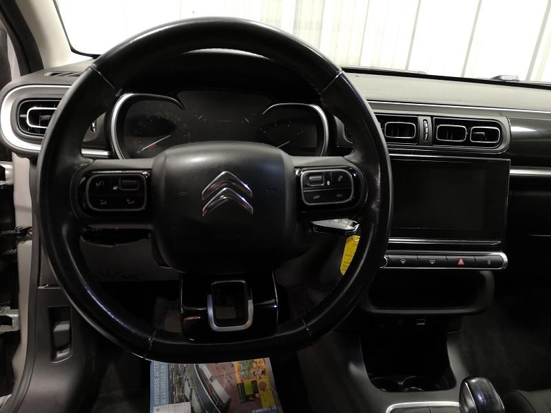 Photo 9 de l'offre de CITROEN C3 STE 1.6 BLUEHDI 75CH S&S FEEL NAV à 8490€ chez Auto VEC