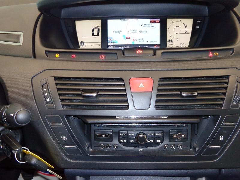 Photo 7 de l'offre de CITROEN GRAND C4 PICASSO 2.0 HDI150 FAP ROSSIGNOL 7PL à 6490€ chez Auto VEC