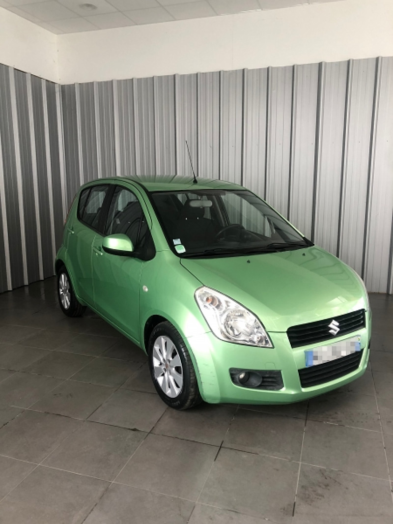 Photo 14 de l'offre de SUZUKI SPLASH 1.2 GLS 5P à 5490€ chez Auto VEC