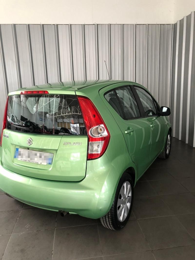 Photo 4 de l'offre de SUZUKI SPLASH 1.2 GLS 5P à 5490€ chez Auto VEC