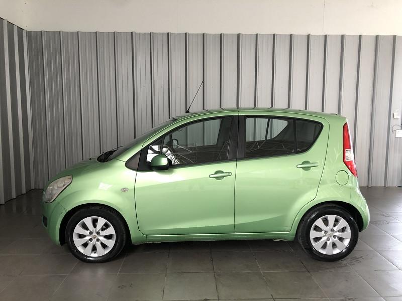 Photo 9 de l'offre de SUZUKI SPLASH 1.2 GLS 5P à 5490€ chez Auto VEC