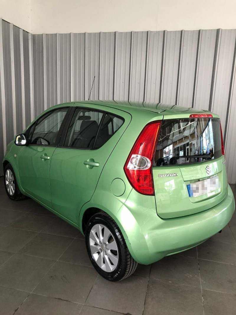 Photo 5 de l'offre de SUZUKI SPLASH 1.2 GLS 5P à 5490€ chez Auto VEC