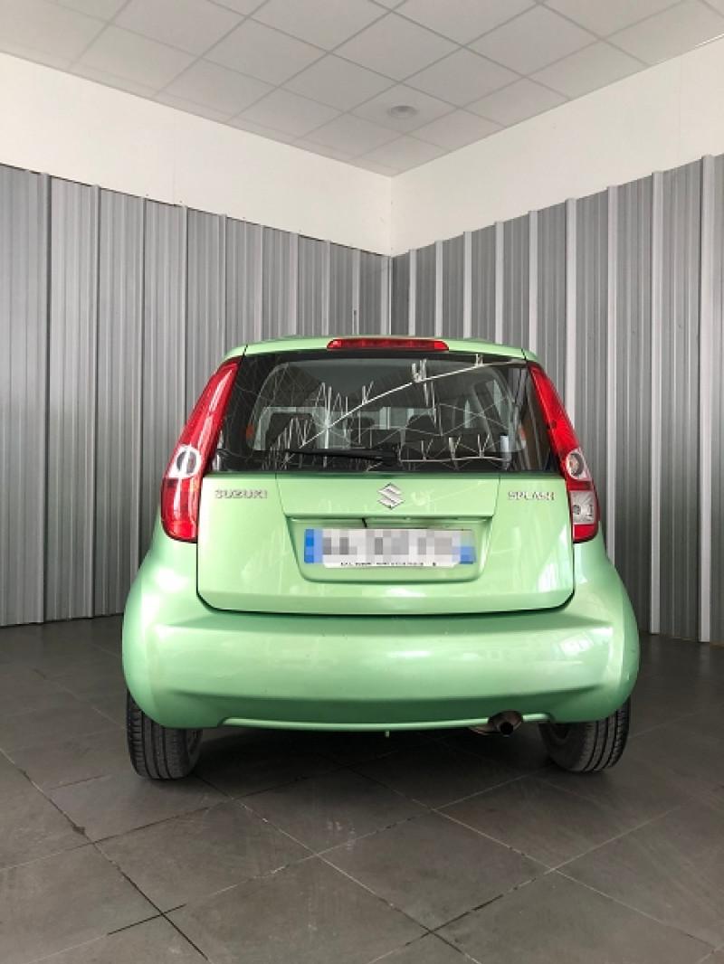 Photo 3 de l'offre de SUZUKI SPLASH 1.2 GLS 5P à 5490€ chez Auto VEC