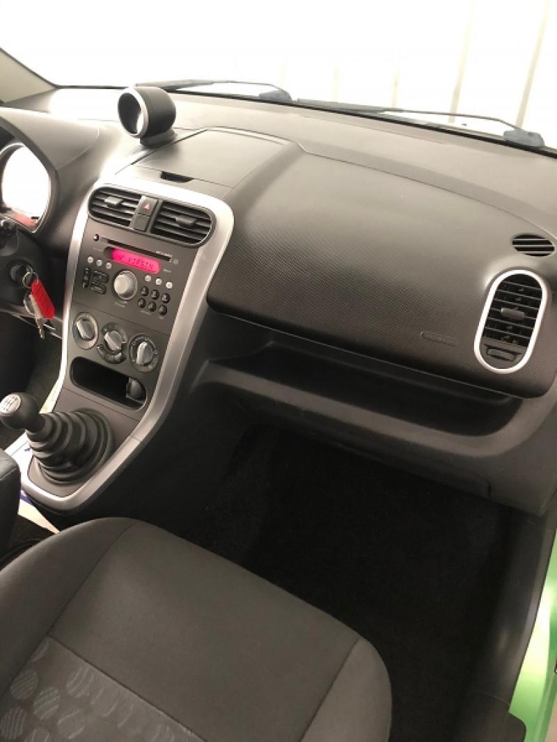 Photo 8 de l'offre de SUZUKI SPLASH 1.2 GLS 5P à 5490€ chez Auto VEC