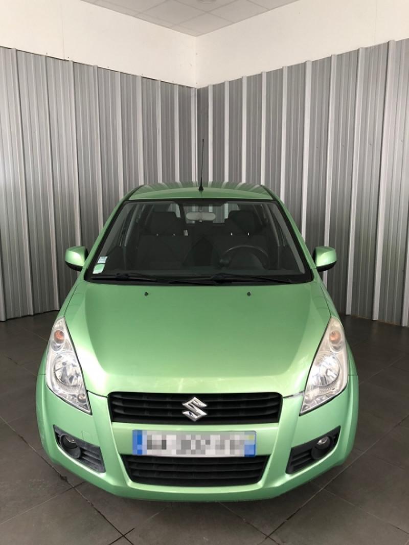 Photo 2 de l'offre de SUZUKI SPLASH 1.2 GLS 5P à 5490€ chez Auto VEC