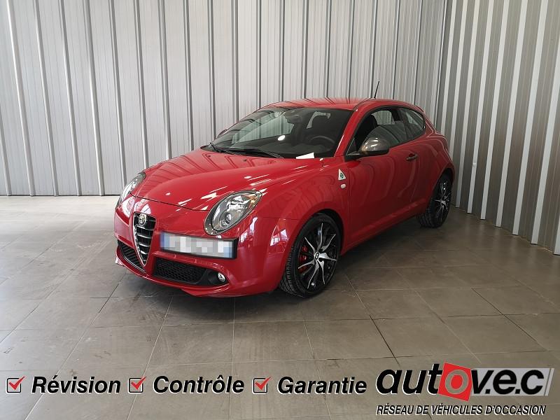Alfa Romeo MITO 1.4 TB MULTIAIR 170CH QUADRIFOGLIOVERDE TCT STOP&START Essence ROUGE  Occasion à vendre