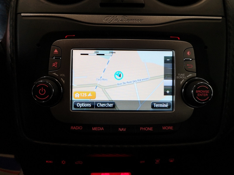 Photo 7 de l'offre de ALFA ROMEO MITO 1.4 TB MULTIAIR 170CH QUADRIFOGLIOVERDE TCT STOP&START à 16490€ chez Auto VEC