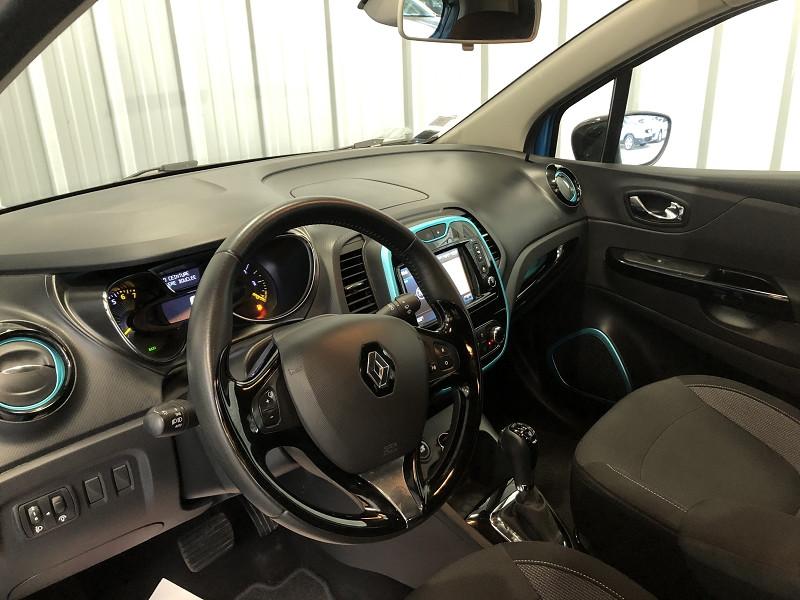 Photo 9 de l'offre de RENAULT CAPTUR 1.2 TCE 120CH INTENS EDC à 9990€ chez Auto VEC