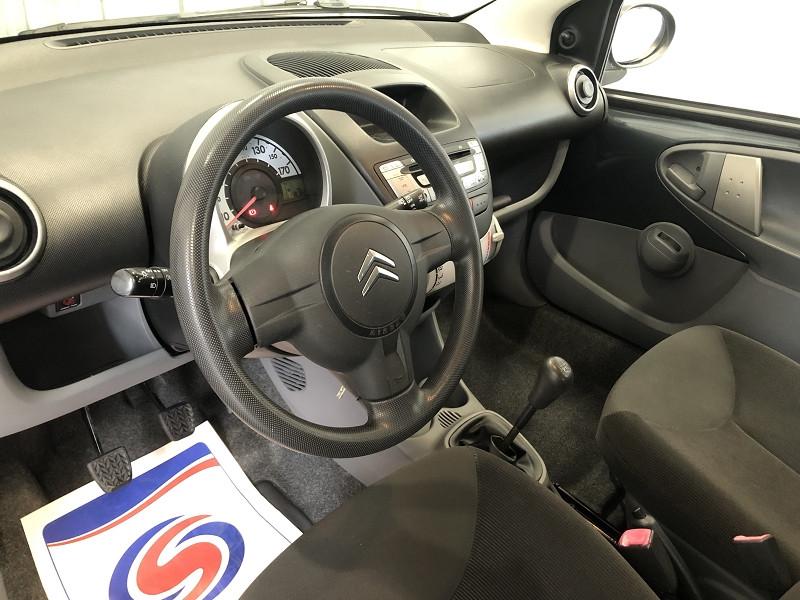 Photo 9 de l'offre de CITROEN C1 1.0I CONFORT 5P à 4990€ chez Auto VEC