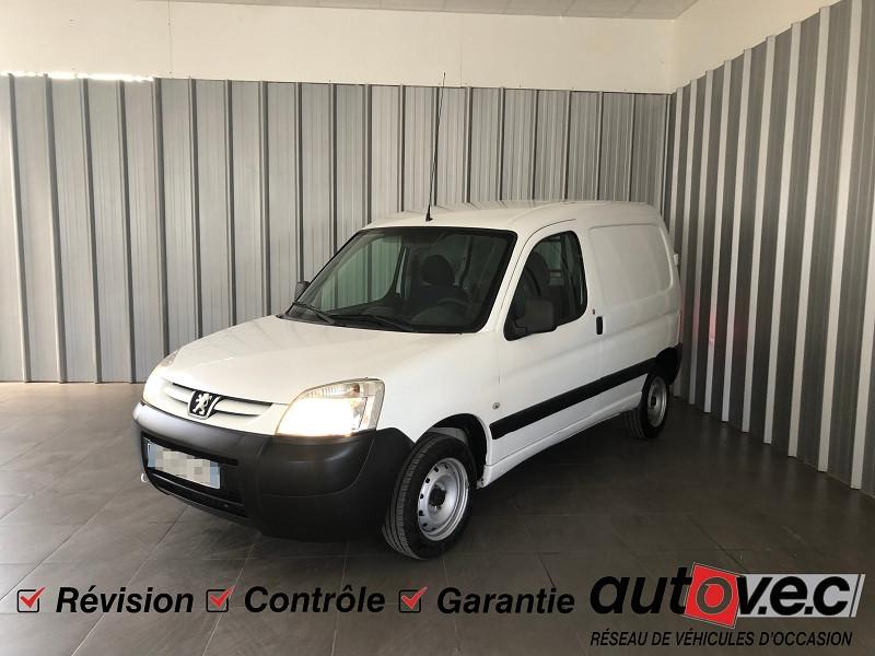 Peugeot PARTNER 170C HDI75 STD ORIGIN Diesel BLANC Occasion à vendre
