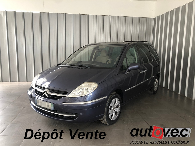 Photo 1 de l'offre de CITROEN C8 2.2 HDI173 FAP EXCLUSIVE BAA 5PL à 4990€ chez Auto VEC