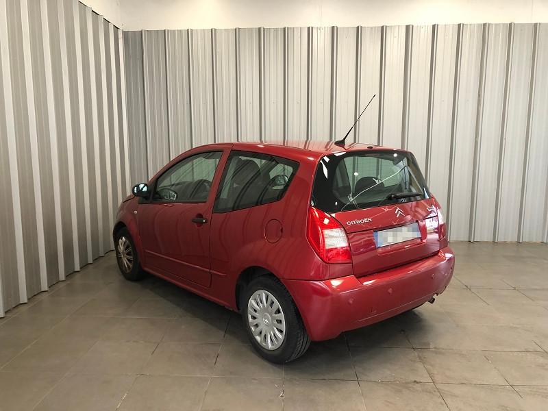 Photo 6 de l'offre de CITROEN C2 1.1I VIRGINMEGA à 5490€ chez Auto VEC