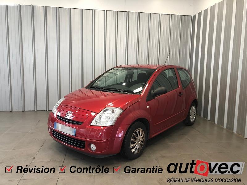 Photo 1 de l'offre de CITROEN C2 1.1I VIRGINMEGA à 5490€ chez Auto VEC
