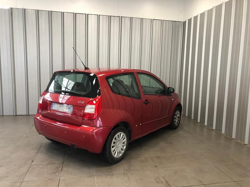 Photo 5 de l'offre de CITROEN C2 1.1I VIRGINMEGA à 5490€ chez Auto VEC