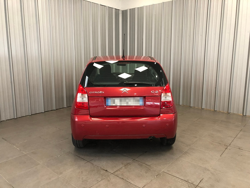 Photo 4 de l'offre de CITROEN C2 1.1I VIRGINMEGA à 5490€ chez Auto VEC