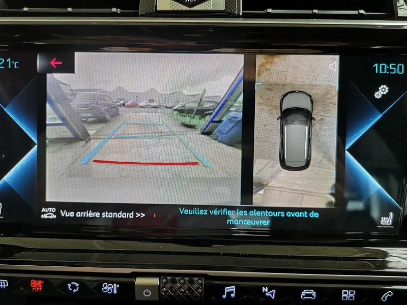 Photo 14 de l'offre de DS DS 7 CROSSBACK E-TENSE 4X4 300CH GRAND CHIC à 48490€ chez Auto VEC