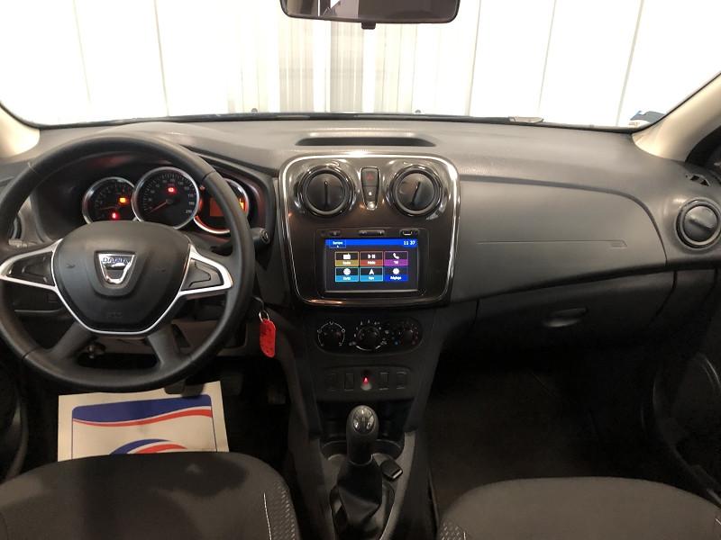 Photo 10 de l'offre de DACIA SANDERO 1.0 SCE 75CH AMBIANCE 4CV à 8490€ chez Auto VEC