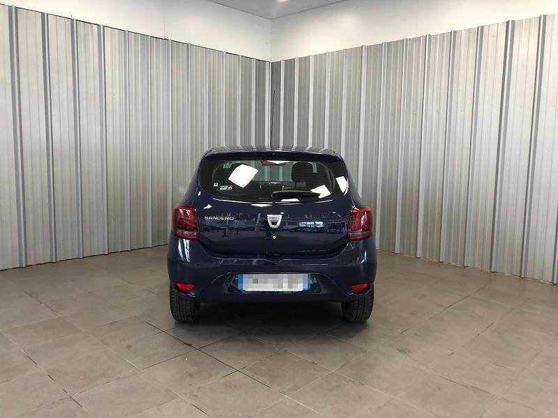 Photo 7 de l'offre de DACIA SANDERO 1.0 SCE 75CH AMBIANCE 4CV à 8490€ chez Auto VEC