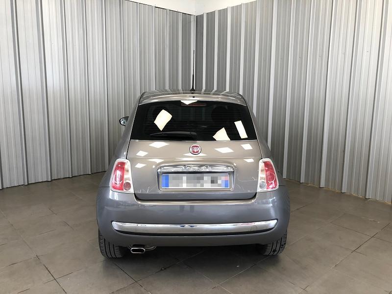 Photo 4 de l'offre de FIAT 500 1.2 8V 69CH LOUNGE à 6490€ chez Auto VEC