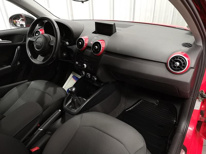 Photo 6 de l'offre de AUDI A1 1.4 TFSI 122CH ATTRACTION à 11990€ chez Auto VEC