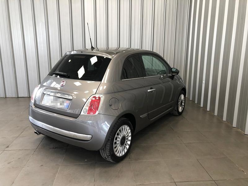 Photo 5 de l'offre de FIAT 500 1.2 8V 69CH LOUNGE à 6490€ chez Auto VEC